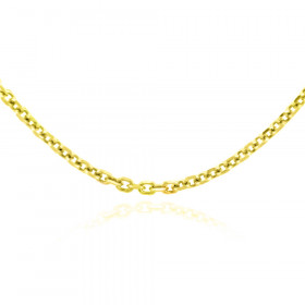 1.38mm Rolo Chain in 9ct Gold
