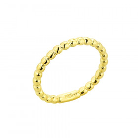 Ball Bead Toe Ring in 9ct Gold