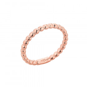 Ball Bead Toe Ring in 9ct Rose Gold