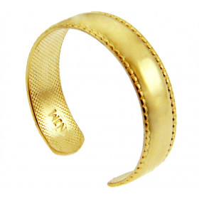 Bold Classic Toe Ring in 9ct Gold