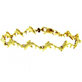 Bracelet in 9ct Gold