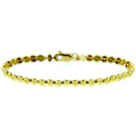 Classic Link Bracelet in 9ct Gold