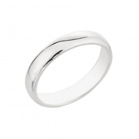 Classic Thumb Ring in Sterling Silver