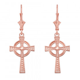 Earrings in 9ct Rose Gold