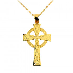 Pendant Necklace in 9ct Gold