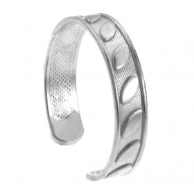 Toe Ring in 9ct White Gold