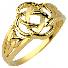 Trinity Ring in 9ct Gold