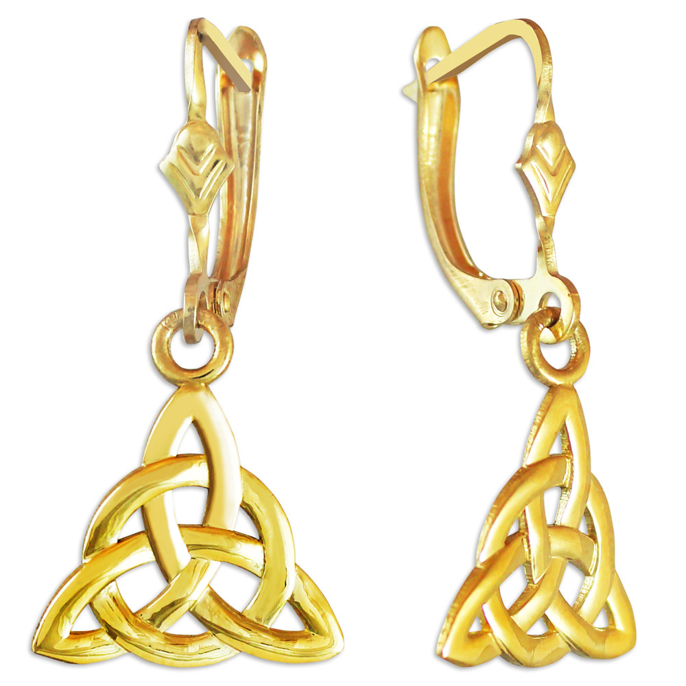 Irish Celtic Jewelry Earrings Trophy Wife 2