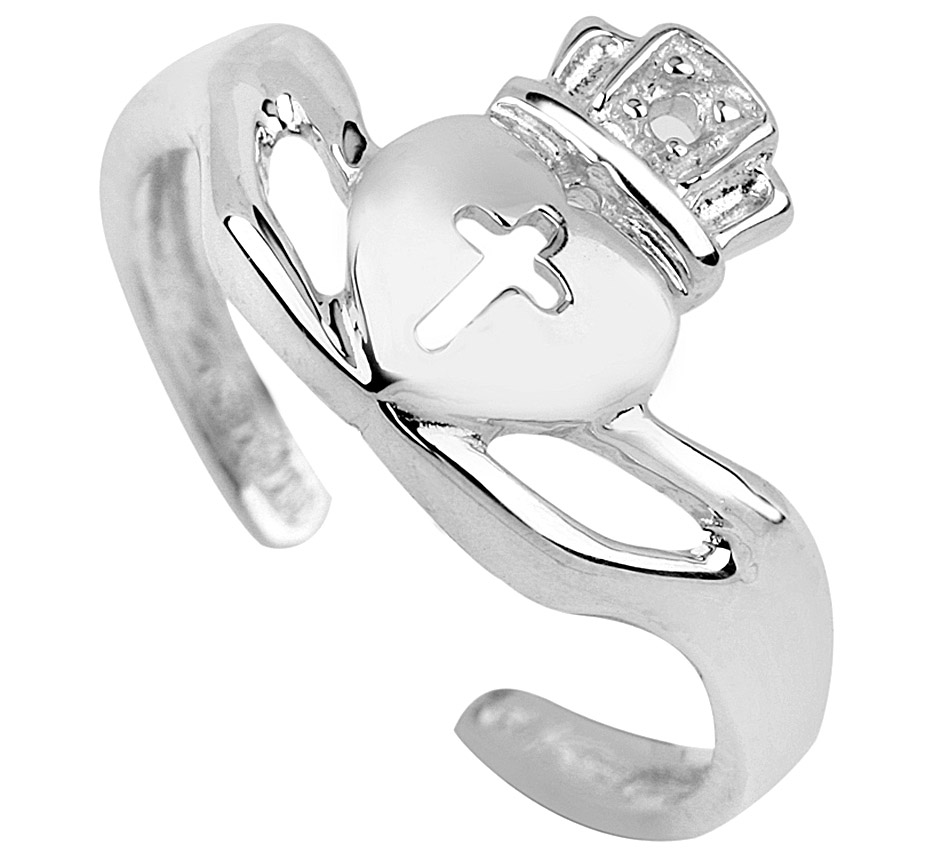 Toe Ring in Sterling Silver GB50605S