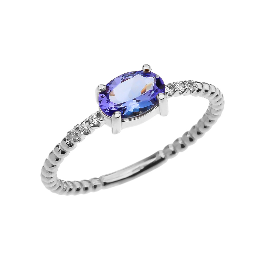 tanzanite deposit cushion engagement mint hold rose pin gold cut lavender rings on halo ring