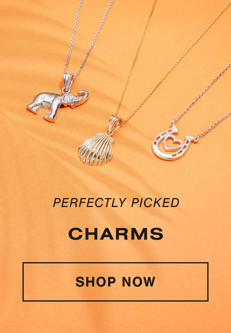 Charms Jewellery - Shop Now